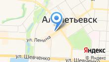 Магазин зоотоваров на ул. Ленина на карте
