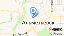 TimeOut на карте