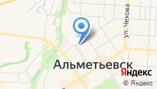 Аквафор на карте