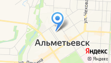 ВЕТЕРАН на карте