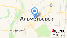 АКБ Город на карте