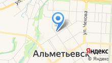 АИКБ Татфондбанк на карте