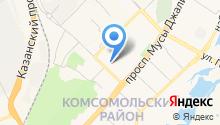 GEONETconsult на карте