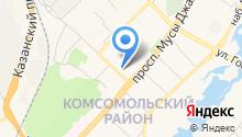 Avto-detali на карте