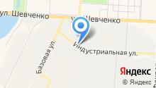 Джин Авто на карте