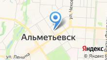 Адвокатский кабинет Меньщикова А.Д. на карте