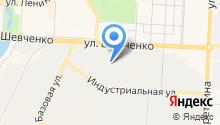 Альметьевские электрические сети на карте