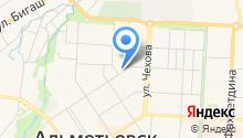 КАРЕ на карте