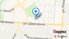 Гринвич на карте