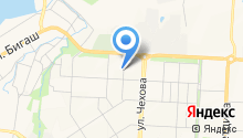 Мега-Т на карте