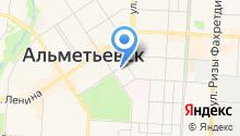 Казанский инновационный университет им. В.Г. Тимирясова (ИЭУП) на карте