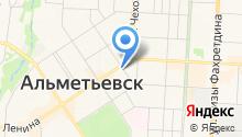 Камский коммерческий банк на карте