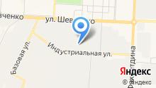 Мега Трейд на карте
