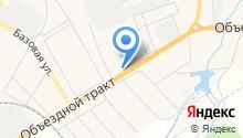 Альметьевское Управление Технологического Транспорта-3 на карте