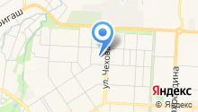 Банк ЗЕНИТ на карте