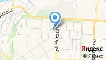 Магазин косметики и хозтоваров на ул. Чернышевского на карте