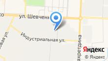 ВИДЭЛ на карте