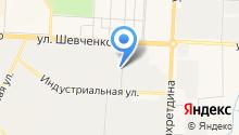 Креп-центр на карте