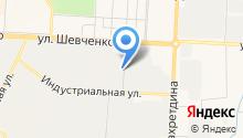 Vesta на карте