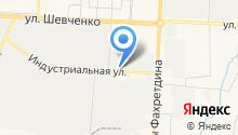 Ямашское УТТ на карте