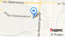АЛЬпринт на карте