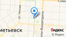 Елховлес на карте