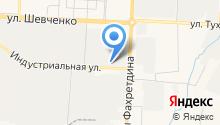 Кузнечная студия на карте