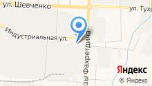 Альметьевский трубный завод на карте