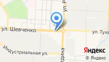АС-1 на карте
