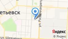 Грильwood на карте