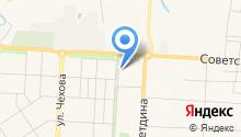 Магазин на проспекте Тукая на карте