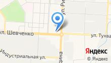 Альметьевский медицинский колледж на карте