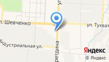 Автоцентр LADA на карте