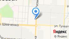 Альметьевский профессиональный колледж на карте