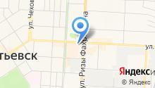 АКИБАНК, ПАО на карте