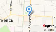 Сеть платежных терминалов, АКИБАНК, ПАО на карте