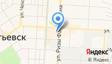Базар на карте