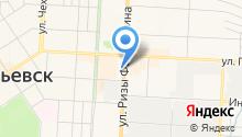 INTECAR на карте