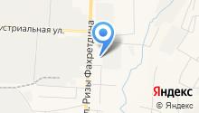 Лицей-интернат №1 г. Альметьевска на карте