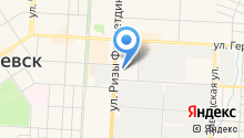 Альком на карте