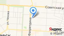 Дентал на карте