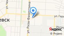 АК Барс-Мед на карте