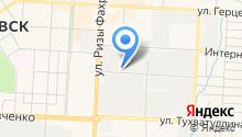 Булгар-сервис на карте