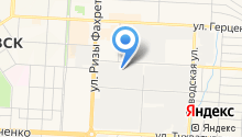БлинКОфф на карте