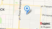 Идел-Авто на карте