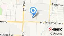 АртЭнерго на карте