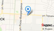 Банкомат, АИКБ Татфондбанк на карте