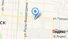 Пинскдрев на карте
