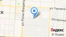 Bardahl на карте