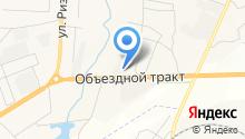 AVR на карте